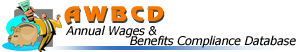 AWBCD - Annual Wages & Benefits Compliance Database